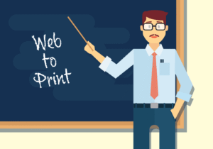 Beginner's Guide to Web to Print